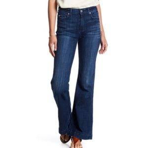 7 for all mankind Ginger Jean's size 25